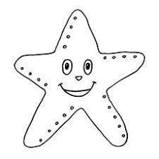 Small Picture Starfish Coloring Pages Free Printables MomJunction
