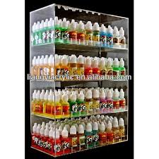 E Liquid Display Stand Wholesale Eliquid Bottles Acrylic Display Case Buy Eliquid 8