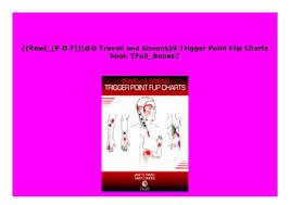 Trigger Point Flip Charts Pdf P D F Travell And Simons39 Trigger Point Flip Charts
