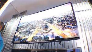 tv 85. like the tail of sir oinksalot in simpsons, samsung\u0027s flexible tvs can be curly or straight tv 85