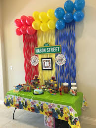 Elmo Birthday Party Ideas 2 Year Old For 1st Boy Girl Activities