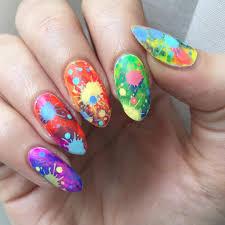 25+ Rainbow Nail Arts, Designs, Ideas | Design Trends - Premium ...
