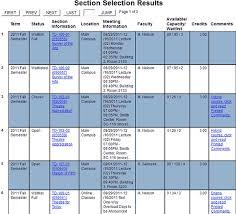 Admissions Course Descriptions Class Descriptions