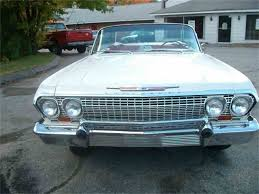 1963 Chevrolet Impala SS Convertible for Sale | ClassicCars.com ...