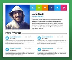 ... Personal Resume Website Examples Personal Website Pinterest - personal  resume website template ...
