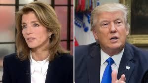 Последние твиты от caroline kennedy (@ckennedypr). Caroline Kennedy On Today Show Donald Trump S America First Approach Is Alarming