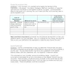 Sample Budget For Non Profit Organization Organization Budget Template Excel