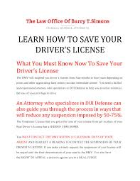 Dmv Alcohol Limit Chart Learn How To Save Your Drivers License By