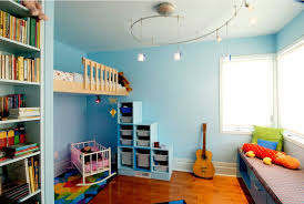 childrens room lighting. Proper Childrens Room Lighting Advice Photos. Bluish Boy`s Theme For Arrangement Of The T