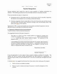 Reference Samples For Resume Format Of Resignation Letter To Principal Fresh Simple Resignation 60