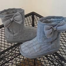 Okie Dokie Little Girl Boots 6m