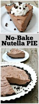 Quick Nutella Icing Recipe 283 Best Nutella Images On Pinterest