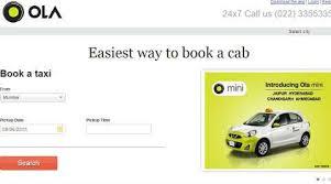 Bill To Bring Cab Aggregators Like Uber Ola On Anvil Says Nitin