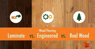 innovative engineered hardwood flooring vs laminate wood flooring laminate vs engineered vs real wood kitchencrate