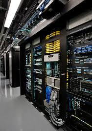 server racks in the brocade corporate data center in san jose, usa Data Closet Diagram server racks in the brocade corporate data center in san jose, usa cable management Home Wiring Closet