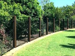garden fencing for dogs fence temporary ideas dog to keep out