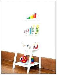 leaning ladder shelves leaning ladder shelf with drawers cherry leaning ladder shelves uk