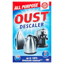 electrolux decalcifying solution. oust all purpose descaler 3 pack electrolux decalcifying solution