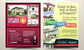 Rental Flyer Template Property Flyer Template Free Rental