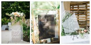 Wedding Signage Inspiration Bridal Brilliance Rentals Welcome Sign Diy Weddings Sarah Types Decor Most Delightful Way Budget Sarahtypes Hand Lettered Wp Content