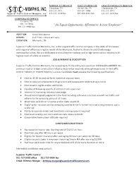 Baggage Handler Resume Resume Baggage Handler Resume 8