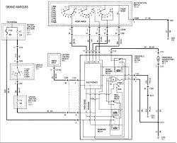 wiring diagram 2006 mercury grand marquis the wiring diagram 2006 mercury grand marquis 63 000 miles wiper module column