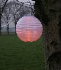 Buiten Lampion Op Zonne Energie