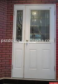 door glass steel entry door steel door skin poly foam insulated 700 x