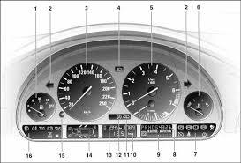 Обозначения и расшифровка всех значков на панели приборов e  Обозначения и расшифровка всех значков на панели приборов e39 бортжурнал bmw 5 series exclusive individual 2003 года на drive2