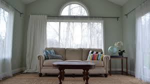 Sunroom Curtains: The First Layer (in which I swathe a whole room with  tulle)