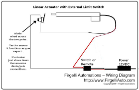 limit switch wiring diagram limit image wiring diagram external limit switch kit for actuators firgelli actuators voted on limit switch wiring diagram
