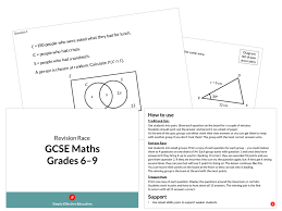 gcse maths revision race grades 6 9 by simplyeffectiveeducation teaching resources tes