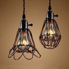 mediterranean lighting. E27 Socket Loft Droplight Retro Pendant Lights Mediterranean Sea Style Lamp 110 220v Classicality Lighting BS-in From O