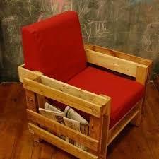 ... Pallet Chair ...