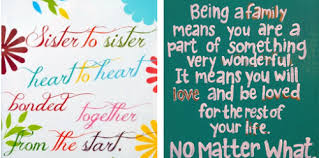 Inspirational Quotes For Sisters Inspiration Encouraging Empowering Quotes For Sisters Part