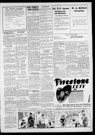 The Tecumseh Oil Record (Tecumseh, Okla.), Vol. 1, No. 11, Ed. 1 Thursday,  April 4, 1929 - Page 5 of 7 - The Gateway to Oklahoma History