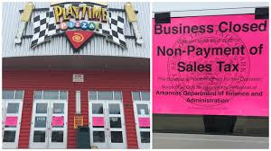 Little Rocks Playtime Pizza Closes Because Of Failure To