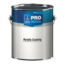 Sherwin Williams Industrial Color Chart Pro Industrial Acrylic Coating Sherwin Williams Company