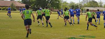 on saay march 25 the blue jay rugby team coming off a big 44 10 win against cross town rivals the nola barbarians took on the bayou hurricanes down