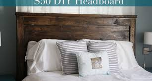 beingbrook diy queen headboard building