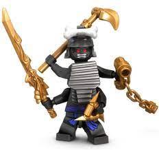 LEGO® Ninjago - Lord Garmadon Minifigure - with 4 Weapons- Buy Online in  Andorra at andorra.desertcart.com. ProductId : 52277279.