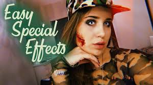 easy special effects makeup zombie army