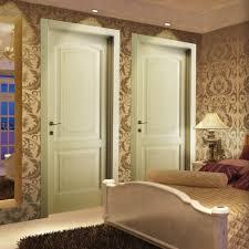 indoor door swing wooden semi glazed magnolia in old fashion 710