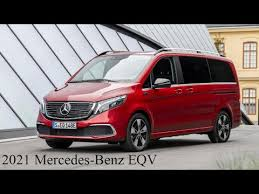 Illustration description mercedes benz g class… recently became obsessed and now i can't. 2021 Mercedes Benz Eqv 300 Long 300 Extra Long All Electric Mpv Ev Minivan Exterior Review Youtube