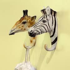 Giraffe Coat Rack Comfortable Decorative Coat Hangers Wall Images Wall Art Design 86