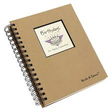 Birthday And Address Book Organizational Address Books Journals Unlimited Inc