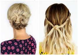 Easy Prom Hairstyles 66 Inspiration Prom Hairstyles 24 Prom UpDos We Love Somewhat Simple