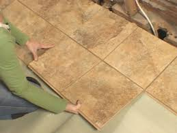 Pictures Of Tile How To Install Snap Together Tile Flooring How Tos Diy