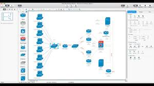 Cisco Design Tool How To Draw A Cisco Network Diagram