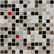 skyline glass mosaic tile blend zoom